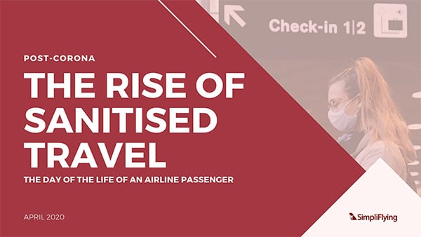The Rise of Sanitised Travel the day of the life of an airline passenger